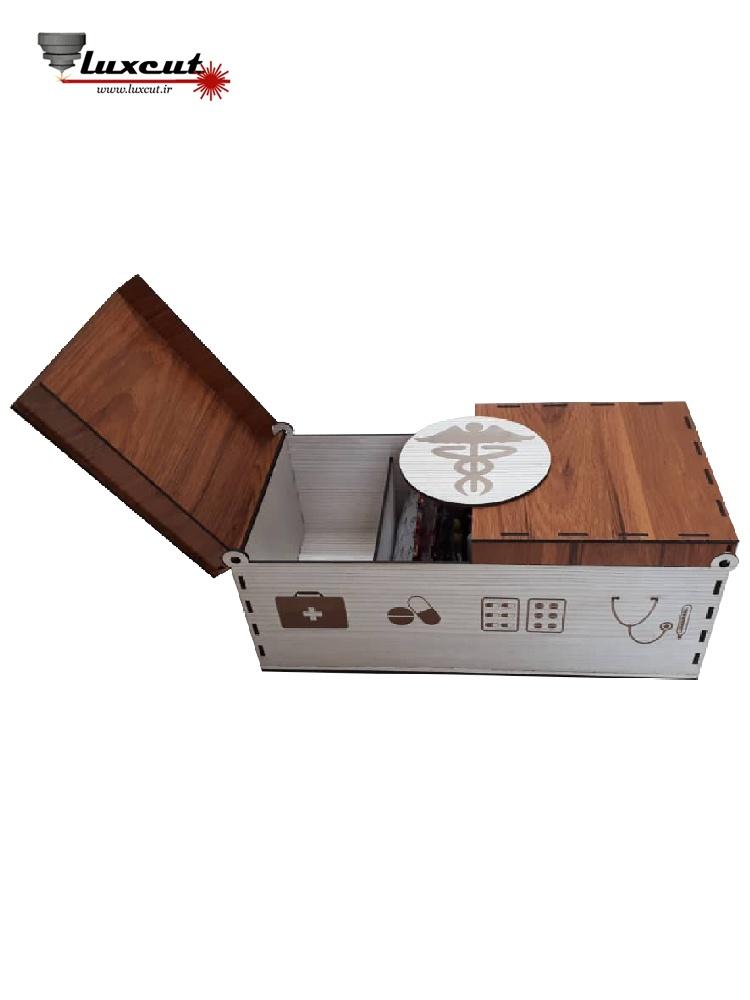جعبه نگهدارنده دارو مدلcz500