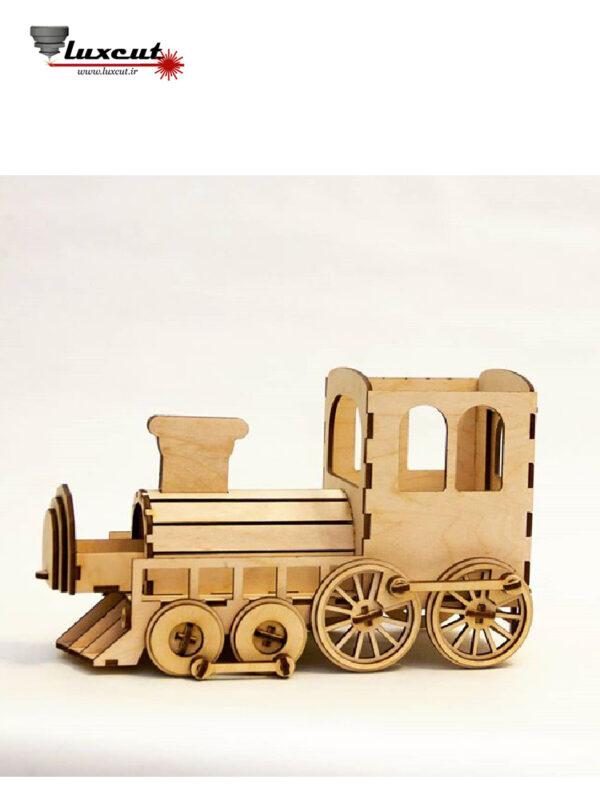 قطار بازی